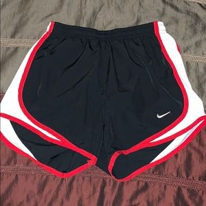 Black Nike Running Shorts Size XS
